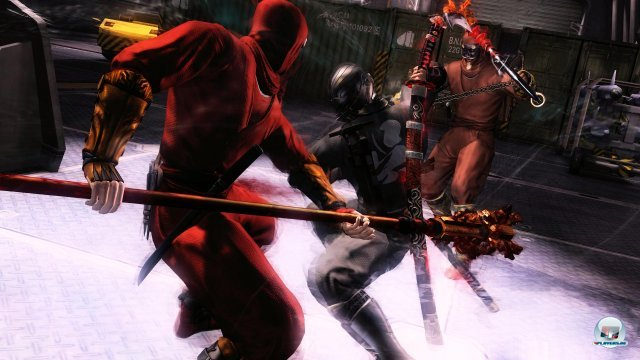 Screenshot - Ninja Gaiden 3 - Razor's Edge (Wii_U) 92416587