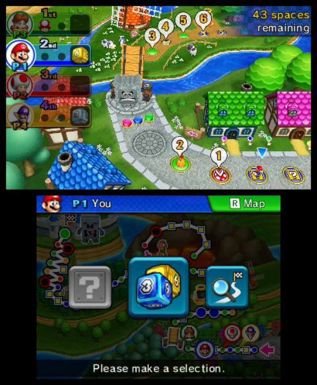 Screenshot - Mario Party: Island Tour (3DS)