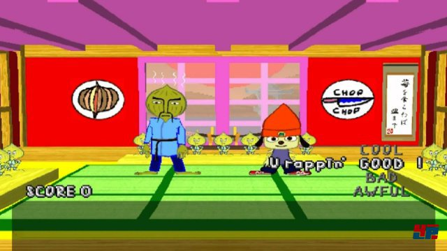 Screenshot - Parappa the Rapper (Oldie) (PC)