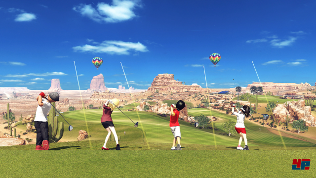 Screenshot - Everybody's Golf (PS4) 92552842