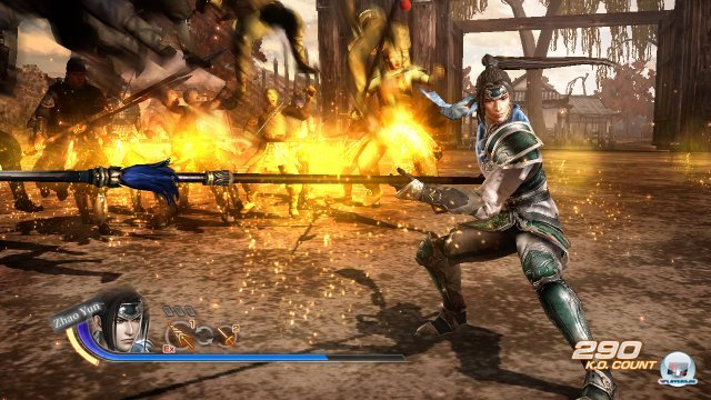 Screenshot - Dynasty Warriors 7: Xtreme Legends (PlayStation3) 2277322
