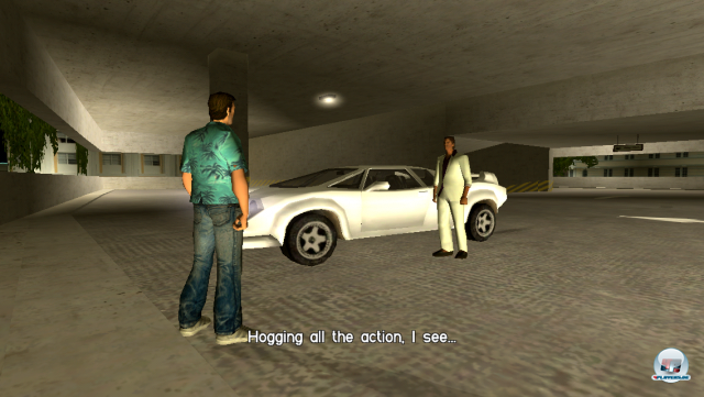 Screenshot - Grand Theft Auto: Vice City (iPhone) 92430702