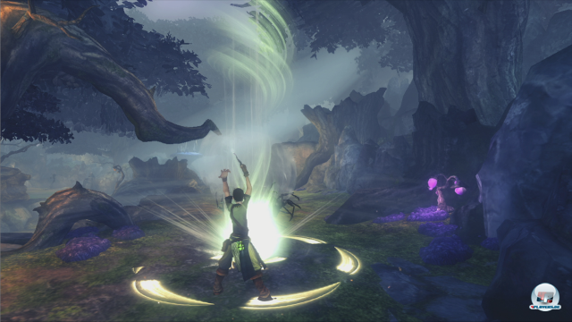 Screenshot - Sorcery (PlayStation3)