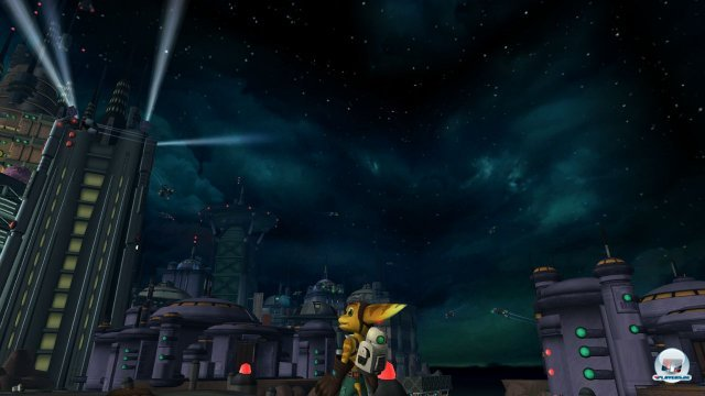 Screenshot - The Ratchet & Clank Trilogy (PlayStation3)