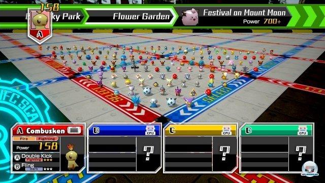 Screenshot - Pok�mon Rumble U (Wii_U)