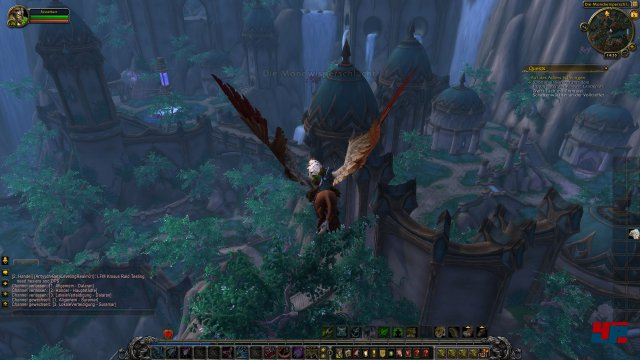 Screenshot - World of WarCraft: Legion (Mac) 92530760