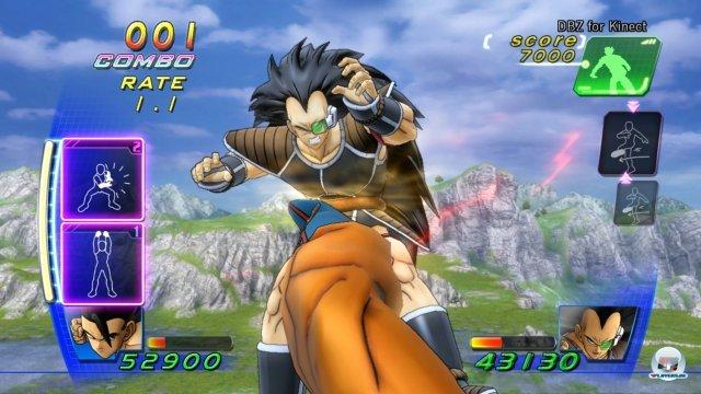 Screenshot - DragonBall Z f�r Kinect (360) 2362902