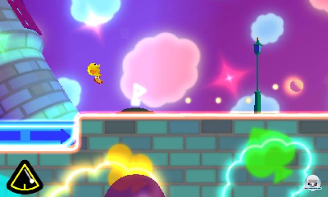 Screenshot - Pac-Man & Galaga Dimensions (3DS) 2257327