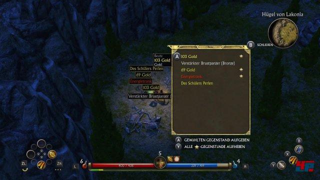 Screenshot - Titan Quest (Switch) 92570897