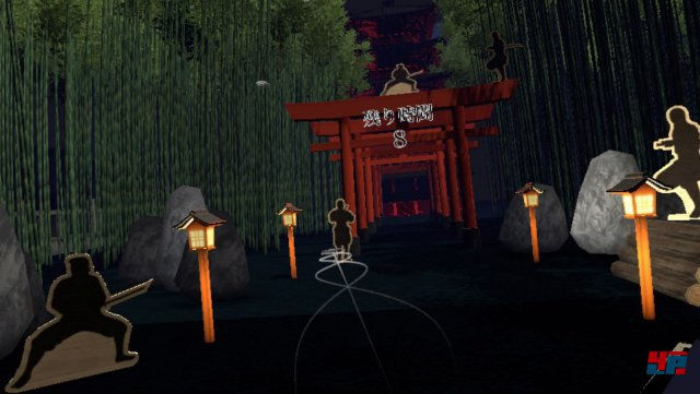 Screenshot - Samurai Sword VR (HTCVive)