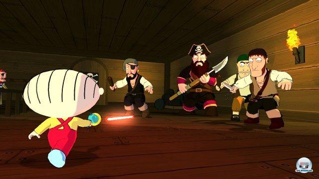 Screenshot - Family Guy: Zurück ins Multiversum (360) 92419567