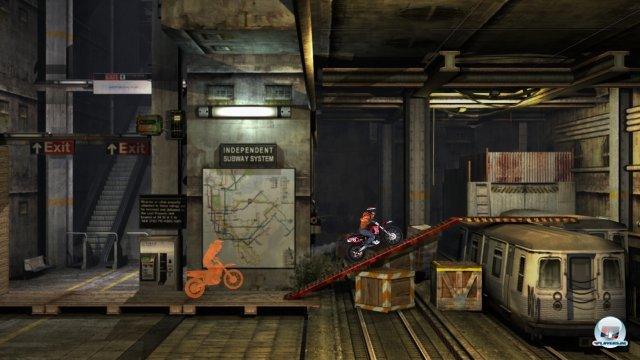 Screenshot - Urban Trial Freestyle (3DS) 92451682