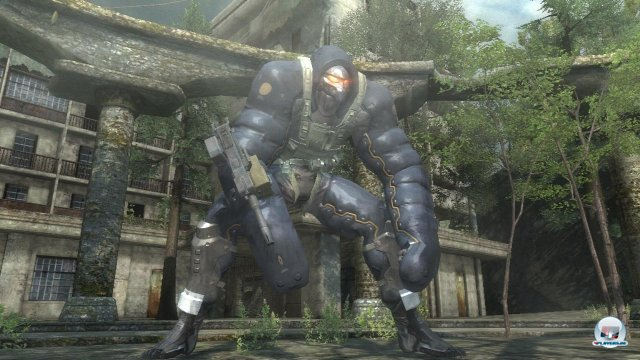 Screenshot - Metal Gear Rising: Revengeance (PlayStation3) 2375637