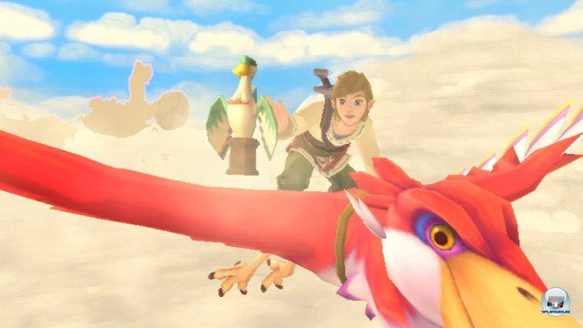 Screenshot - The Legend of Zelda: Skyward Sword (Wii) 2270942