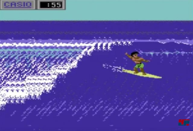 Screenshot - California Games (Oldie) (PC)