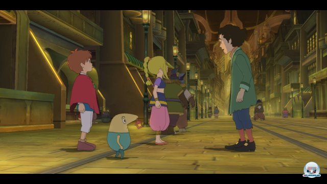 Screenshot - Ni No Kuni: Wrath of the White Witch (PlayStation3) 2361762