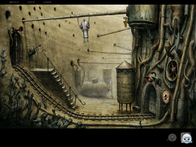 Screenshot - Machinarium (iPad)