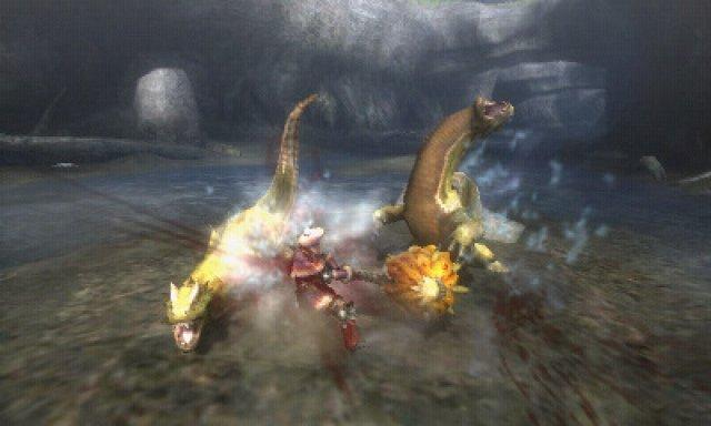 Screenshot - Monster Hunter 3G (3DS) 2285357