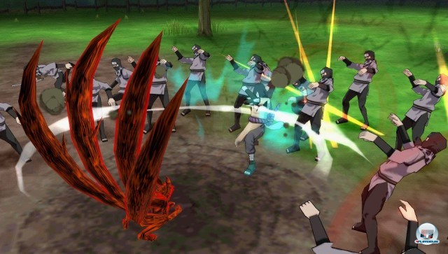 Screenshot - Naruto Shippuden Ultimate Ninja Impact (PSP) 2237303