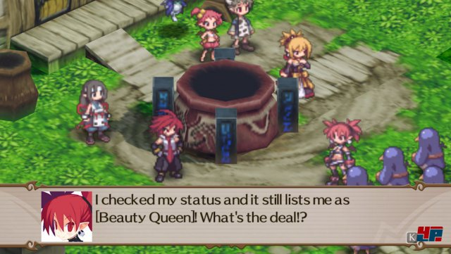 Screenshot - Disgaea 2 (Linux)