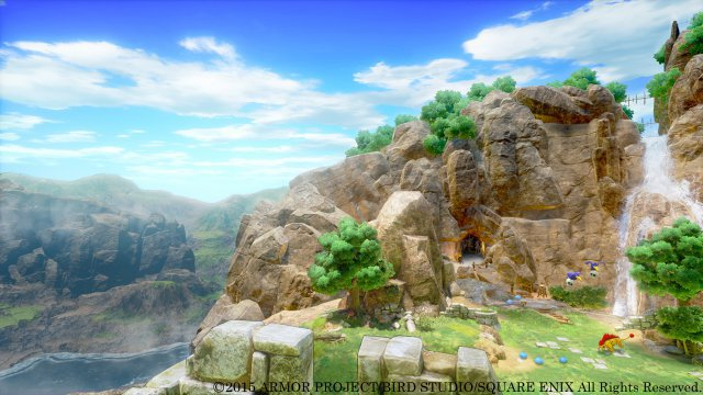 Screenshot - Dragon Quest 11: In Search of Departed Time (3DS)