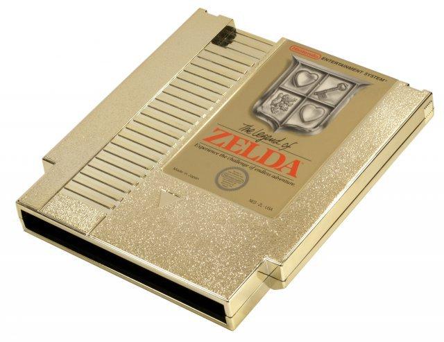 Schick: In den USA wurde eine Edition auf einem goldfarbenen Modul ausgeliefert.
