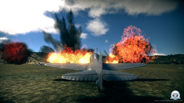 Screenshot - World of Planes (PC) 2256432