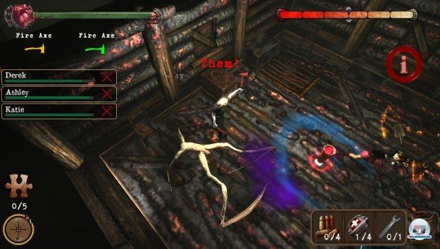 Screenshot - Silent Hill: Book of Memories (PS_Vita) 2375272
