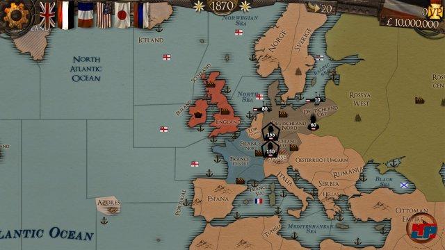 Aller Anfang ist bescheiden: Deutschland startet ohne Kolonien.