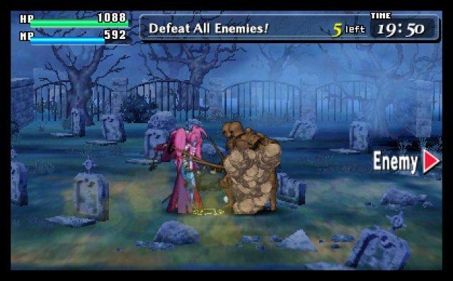 Screenshot - Code of Princess (3DS) 92409547