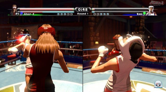 Screenshot - Sports Champions 2 (PlayStation3)