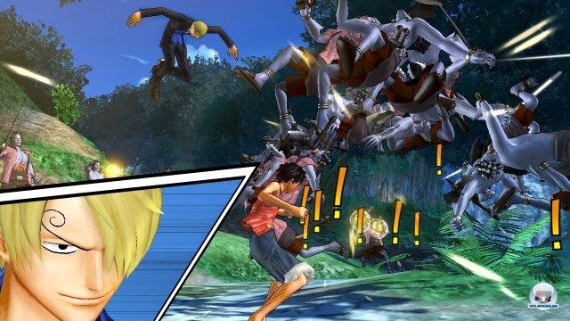 Screenshot - One Piece: Pirate Warriors (PlayStation3) 2362117