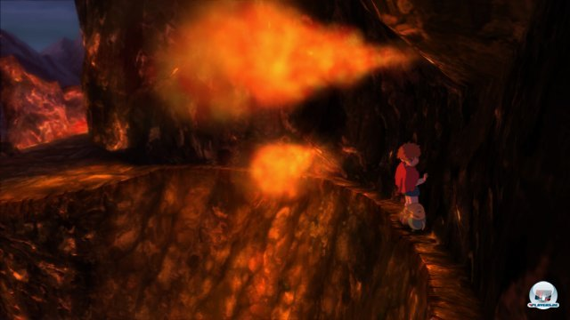 Screenshot - Ni No Kuni: Der Fluch der Weißen Königin (PlayStation3) 2385302
