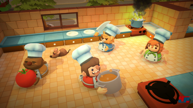 Screenshot - Overcooked (PC)