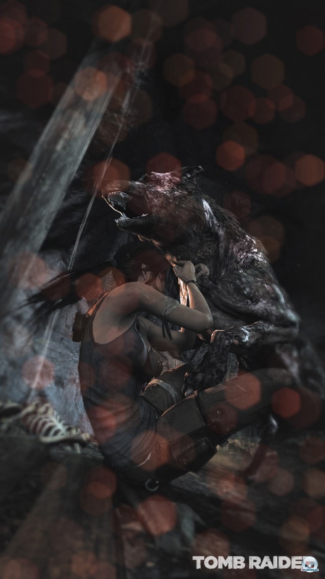 Screenshot - Tomb Raider (360) 2229267