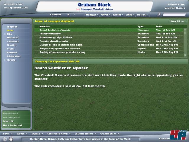 Патч Для Football Manager 2005