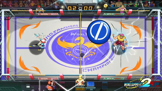 Screenshot - Windjammers 2 (PC)