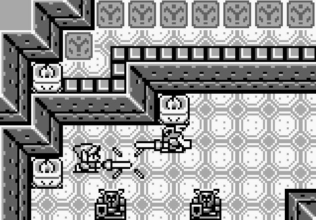 The Legend of Zelda: Link's Awakening<br><br>1993 war der Game Boy gerade auf der Hochphase seines Erfolges, ein großartiges Spiel nach dem anderen wurde veröffentlicht - u.a. das erste Handheld-Zelda »Link's Awakening«. Das portierte die Tugenden von LTTP auf den kleinen Bildschirm: ähnliche Grafik und Perspektive, ähnliche Spielweise, ähnlich brillantes Leveldesign. Allerdings gab es auch einige Neuerungen; so durfte Link später angeln, fliegen und sein Sprunggeschick in Seitenansichts-Levels à la Zelda 2 unter Beweis stellen. 1998 erschien ein Remake des Spiels unter dem Namen »Link's Awakening DX« für den Game Boy Color, das durchgehend Farbe bot (aber auch in Standard-Ansicht im normalen Game Boy gespielt werden konnte) - und neben spielerischem Feinschliff sowie einer dezenten Senkung des allgemeinen Schwierigkeitsgrades gab es einen brandneuen Dungeon, der nur auf dem GBC gespielt werden konnte, da er einige farbbasierte Puzzles bot. Link's Awakening sollte das letzte 2D-Zelda für eine ganze Weile bleiben, denn danach ging's in die dritte Dimension... 1722619
