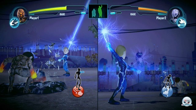 Screenshot - PowerUp Heroes (360)
