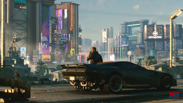 Screenshot - Cyberpunk 2077 (PC)