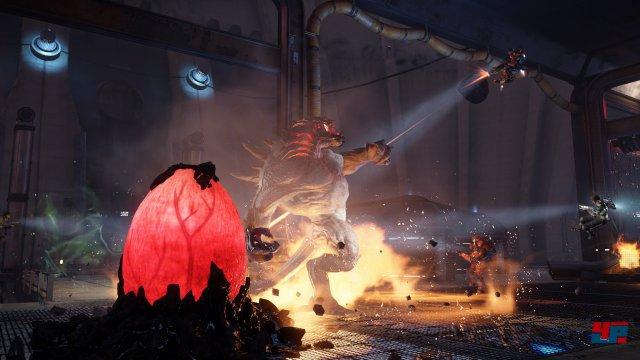 Man nehme den Zombie-Hit von Valve und stelle sich vor, dass sich das Koop-Team bei den Auseinandersetzungen mit dem z�hen Tank nicht mit einer KI, sondern einem anderen Spieler herumschlagen m�sste.