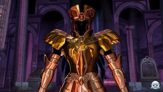 Screenshot - Saint Seiya: Sanctuary Battle (PlayStation3) 2265627