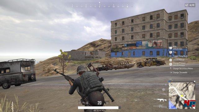 Screenshot - PlayerUnknown's Battlegrounds (PlayStation4Pro) 92579137