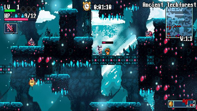 Screenshot - Xenon Valkyrie (Switch)