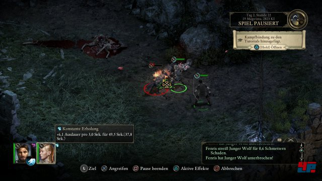 Screenshot - Pillars of Eternity (PS4)