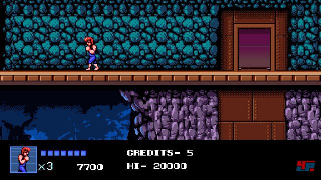 Screenshot - Double Dragon 4 (PC)