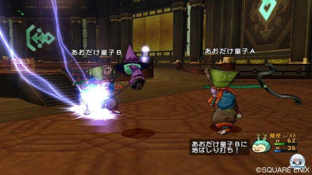 Screenshot - Dragon Quest X Online (Wii) 2370812