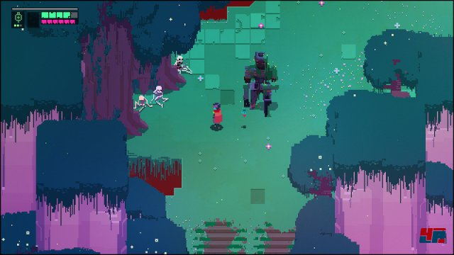 Screenshot - Hyper Light Drifter (Switch)