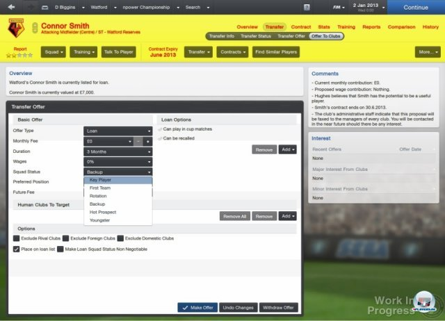 Screenshot - Football Manager 2013 (PC)
