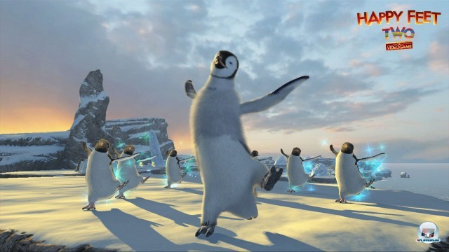 Screenshot - Happy Feet 2 - Das Videospiel (360) 2226287